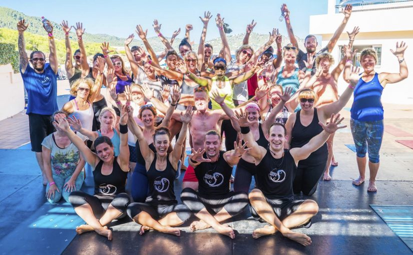 Attila Madarasz deepWORK UK - YogaFit Retreats Ibiza 2017